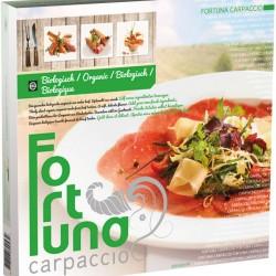 Verpakking - Carpaccio Biologisch- Fortuna Carpaccio