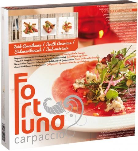 Verpakking - Carpaccio Zuid-Amerikaans - Fortuna Carpaccio