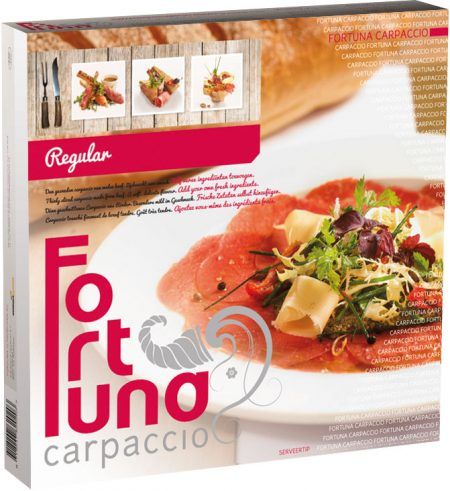 Verpakking - Carpaccio Regular- Fortuna Carpaccio