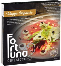 Wagyu carpaccio fortuna carpaccio